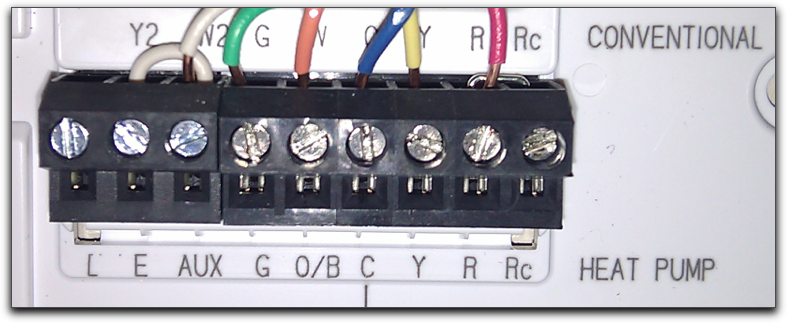 Double Label on Goodman Package Unit Wiring Diagram