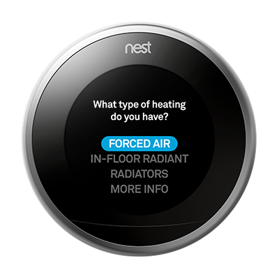 What kind of heating do i have home nest autos post for What kind of house do i have